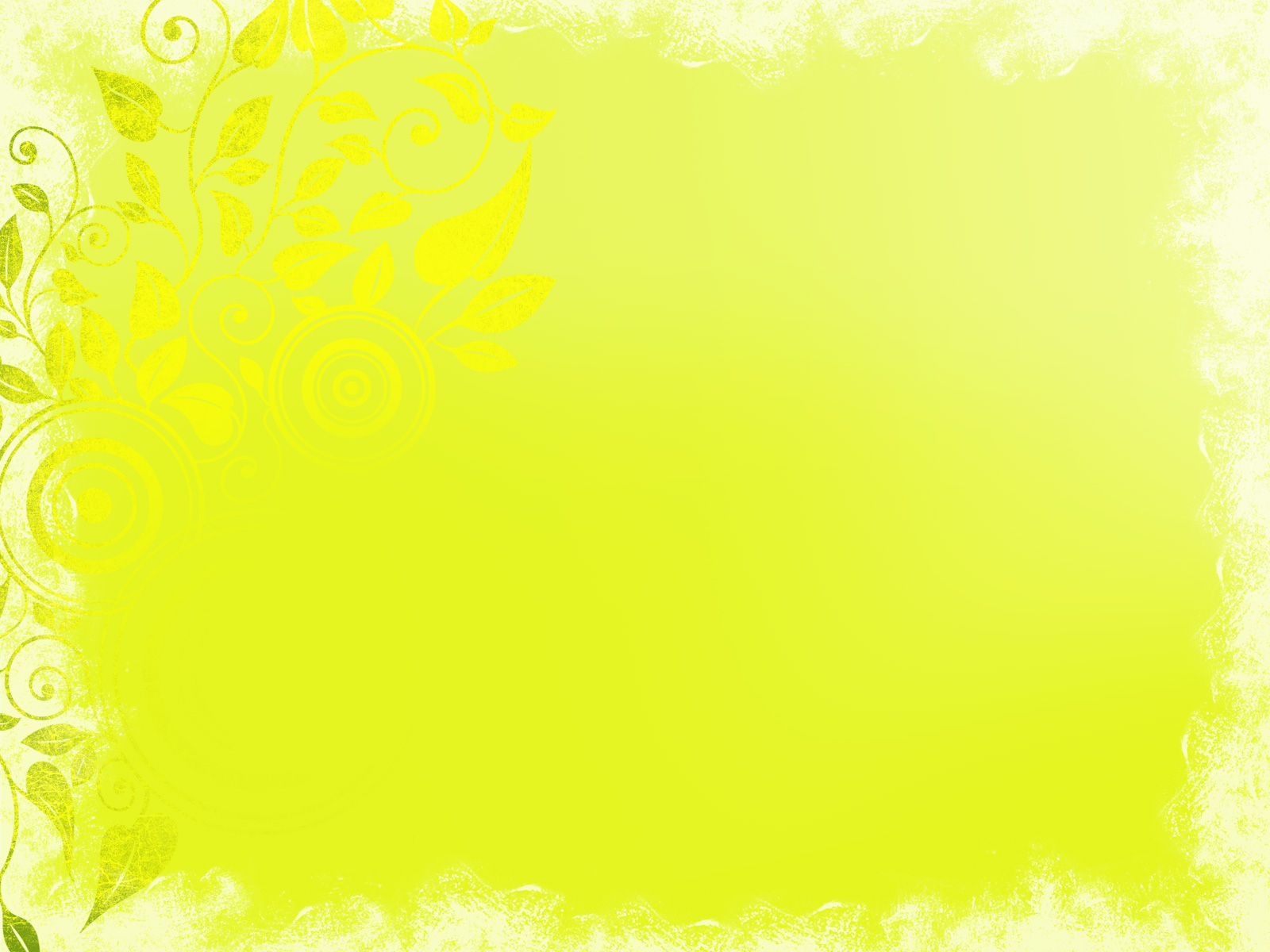 borders frames floral yellow ornament frame backgrounds powerpoint1jpg - Yellow Picture Frames