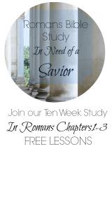 romans Lessons