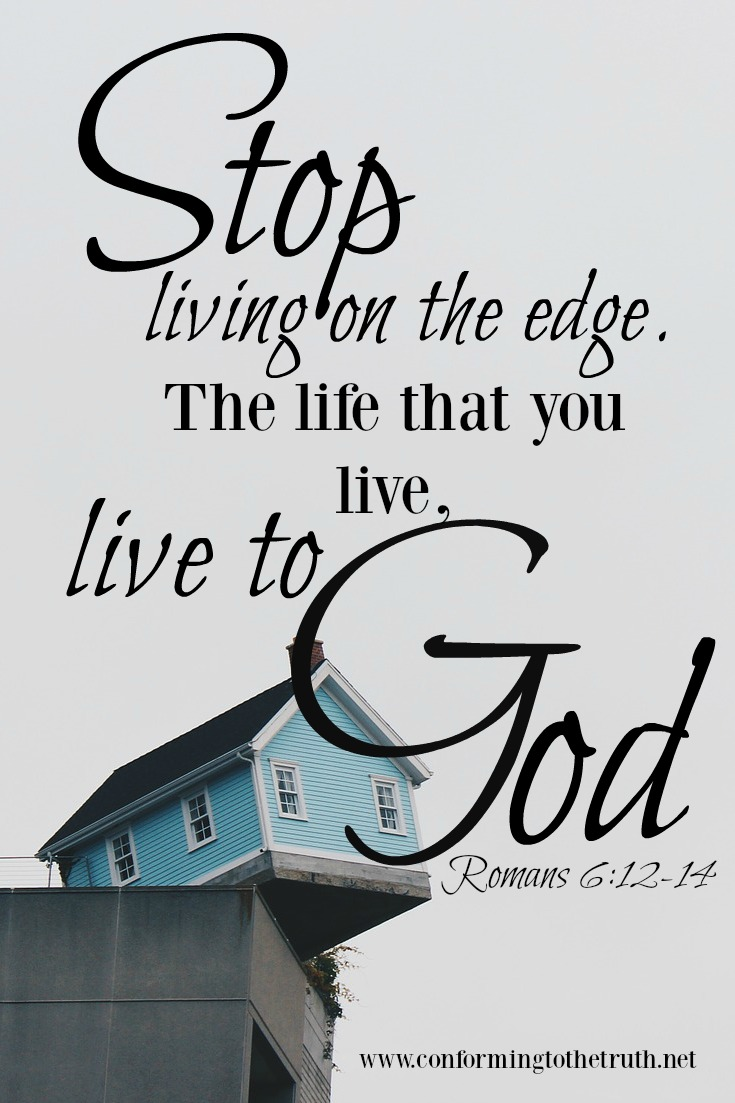 Are you living your life for God or for yourself? As a believer we should desire to live our lives to God. Romans 6 teaches us why and how to live our lives to God. print your Free Romans lessons today.