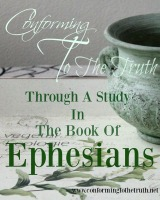 An in-depth Bible Study in the book of Ephesians.